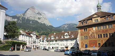 Unternehmerschule Infoanlass Schwyz